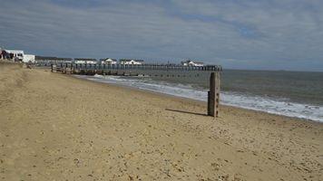 Southwold beach. pier taken summer of 2019.