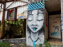 Fort Graffiti