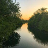 River stour, eyebridge