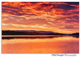Loch Ken sunrise
