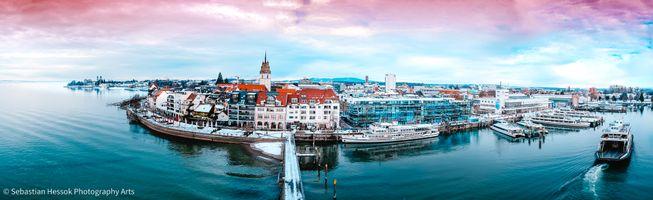 Friedrichshafen (Panorama)