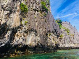 Rock Formation in El Nido, Palawan, Philippines