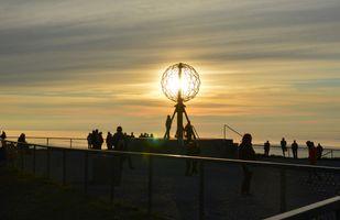 Midnight Sun in Sculpture