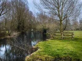 On the River Stour