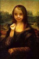 Mona Lisa meme