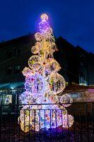 Christmas Tree in York