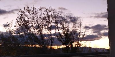 Grey Sun set
