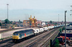 47095 Millbrook/Southampton 15th June 1996