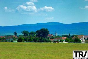 Tarnova, seen from a distance