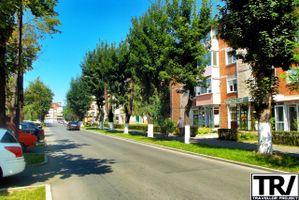 George Enescu Street
