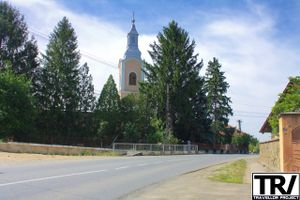View of the Orthodox Church