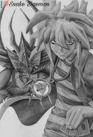 Bakura bringer of darkness