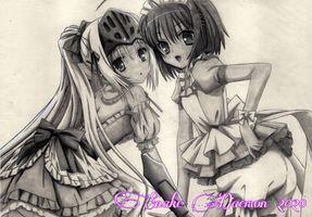 Eucliwood hellscythe and haruna