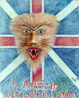 An American werewolf in london (first collaboration)