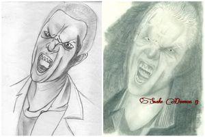 Spike - direct comparison