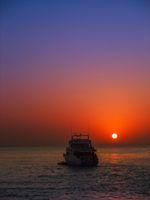 Red Sea Sun Rise