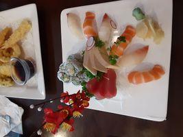 Sushi place
