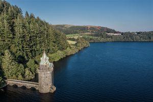 Lake Vyrnwy, Wales