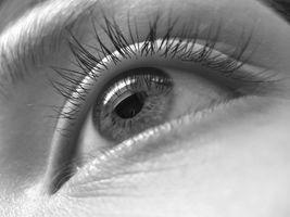 My Eye in Black & White
