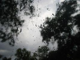 Raindrops On My Windowpane