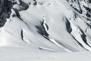 Glacier traverse