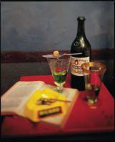 Pernod still life