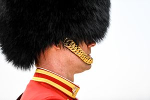United States Marines Drum Major