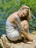Female Seaside Portrait 1