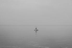 The Lone Boarder
