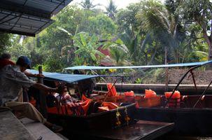 Thailand, Kwai river