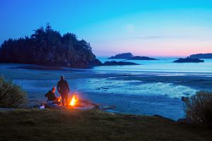 North Pacific Twilight