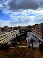 Helwan University in Egypt
