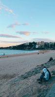 Coogee Beach, Sydney NSW