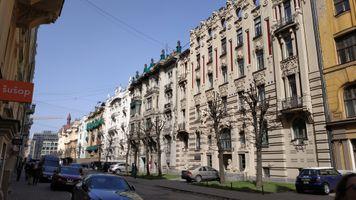 Riga's Architecture