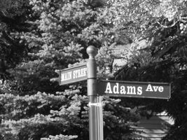 Adams Ave & Main Street