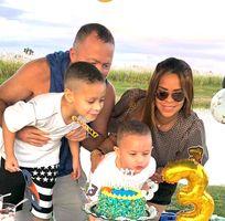 Birthday Party.  Family