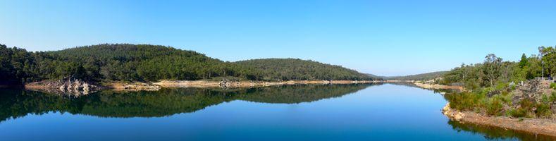 Mundaring Weir - Lake C Y O'Connor