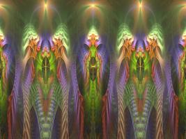 Random fractal #3