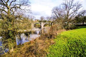 Devils Bridge, Kirkby Lonsdale.