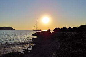 Ibiza Sunset 19.23