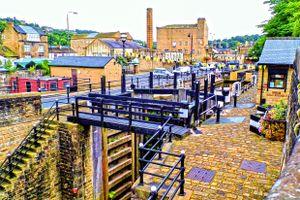 Tuel Lane Canal Lock.