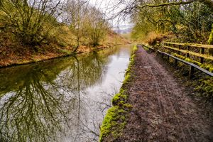 Huddersfield Narrow Canal at Marsden