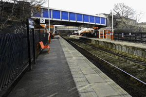 Brighouse Railway Station