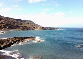 The Atlantic Coast, Lanzarote.