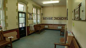 Waiting Room, Hebden Bridge