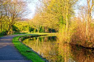 Calder & Hebble Navigation Canal.