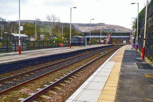 Marsden Railway Station