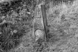 William Deighton Murder Memorial, Brearley, West Yorkshire.