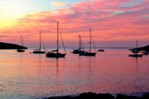 Portinatx Sunset