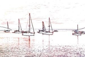 Portinatx Cove.